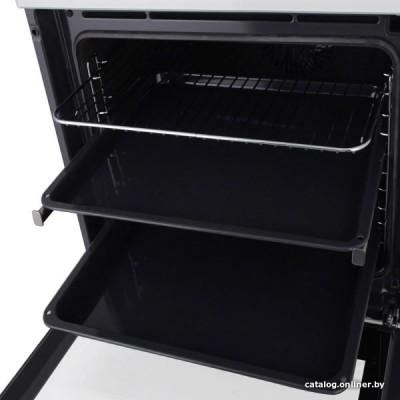 Электрический духовой шкаф AEG BCR742350W