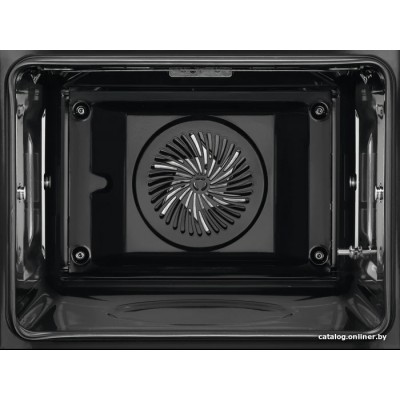 Электрический духовой шкаф AEG BEM455120M