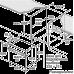 Электрический духовой шкаф Bosch HBG537NB0R