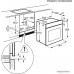 Электрический духовой шкаф Electrolux OEF5E50V
