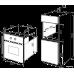 Электрический духовой шкаф Hansa BOEI68461