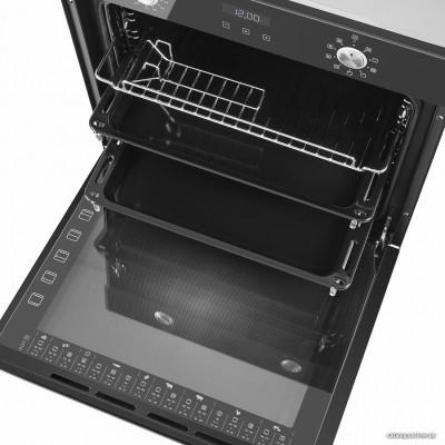 Электрический духовой шкаф MAUNFELD EOEM.769B