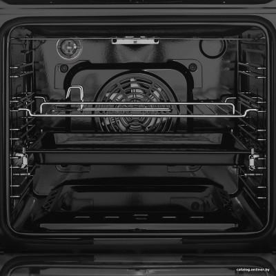 Газовый духовой шкаф MAUNFELD EOGC604S