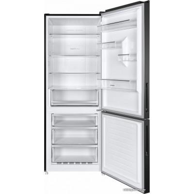 Холодильник MAUNFELD MFF1857NFSB