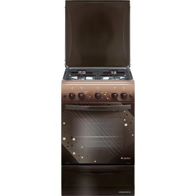 Кухонная плита GEFEST 5100-02 0010 (чугунные решетки)