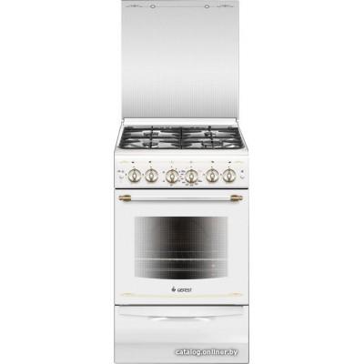Кухонная плита GEFEST 5100-02 0181 (чугунные решетки)