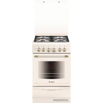 Кухонная плита GEFEST 5100-02 0182 (чугунные решетки)