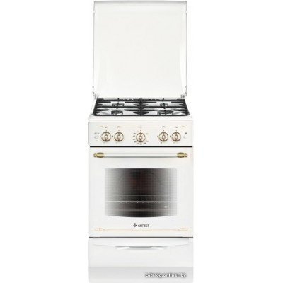 Кухонная плита GEFEST 5100-02 0185 (стальные решетки)