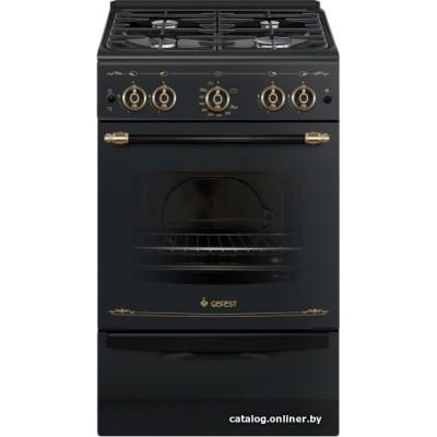 Кухонная плита GEFEST 5100-02 0187 (чугунные решетки)