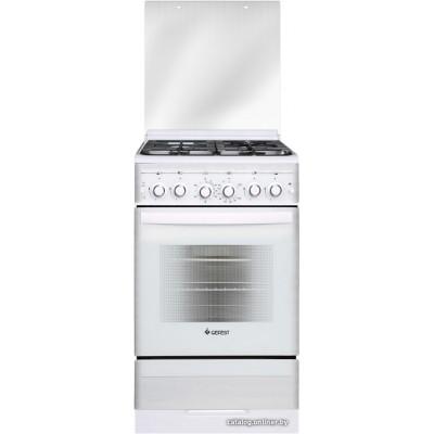 Кухонная плита GEFEST 5300-02 0040 (чугунные решетки)