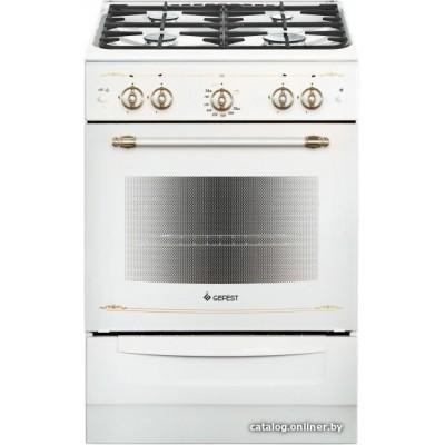 Кухонная плита GEFEST 6100-02 0185 (чугунные решетки)