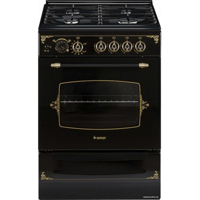 Кухонная плита GEFEST 6100-03 0179 (чугунные решетки)