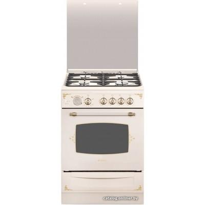 Кухонная плита GEFEST 6100-03 0279 (чугунные решетки)