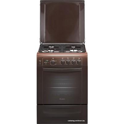 Кухонная плита GEFEST 6100-04 0001 (чугунные решетки)