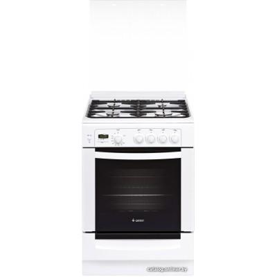 Кухонная плита GEFEST 6100-04 0002 (чугунные решетки)