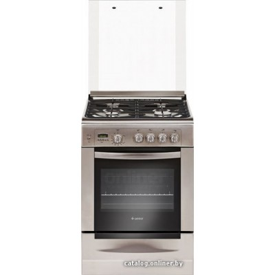 Кухонная плита GEFEST 6100-04 0004 (чугунные решетки)