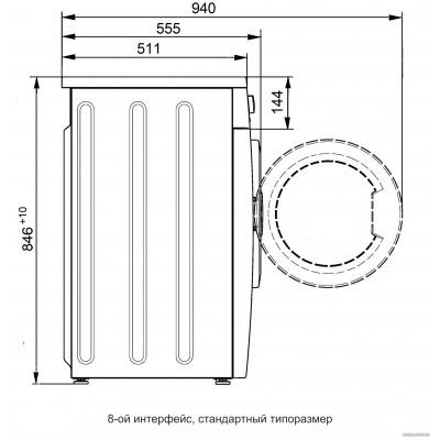 Стиральная машина ATLANT СМА 60С88-000