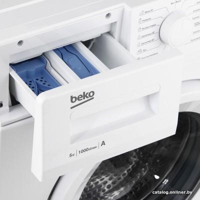Стиральная машина BEKO WRS 5511 BWW