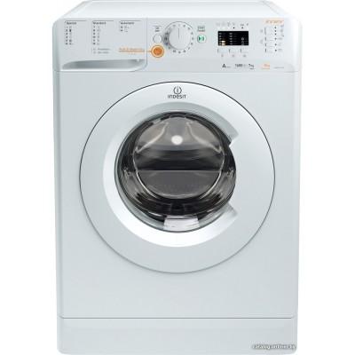 Стирально-сушильная машина Indesit XWDA 751680X W